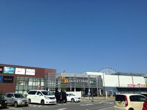 三井アウトレットパーク仙台港 (1)
