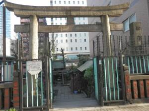 柳森神社 (2)